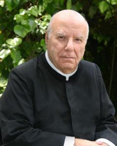 2014 El padre Miguel de Bernabé.